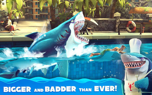 Hungry Shark World screenshot 24