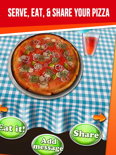 Pizza Maker - My Pizza Shop screenshot 15
