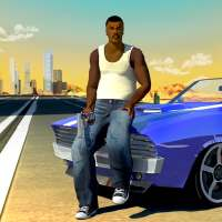 San Andreas Auto Gang Wars: Grand Real Theft Fight on 9Apps