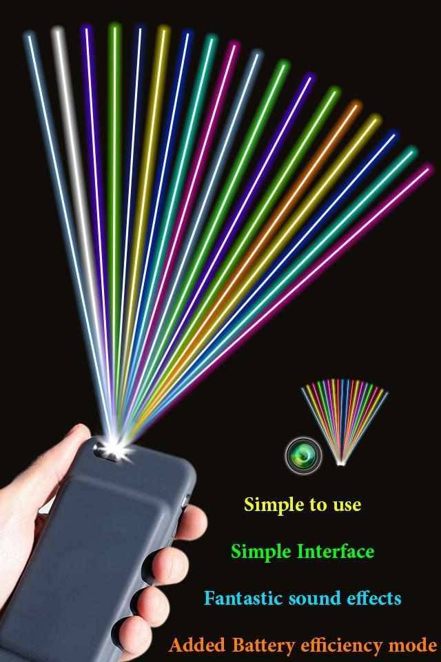 Laser 1000 Beams Funny Prank screenshot 4