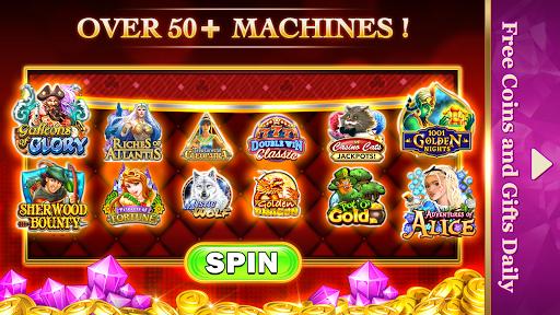 Double Win Vegas - FREE Slots and Casino 5 تصوير الشاشة