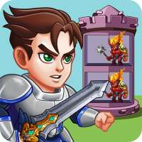 Hero Tower Wars - Math Puzzle on 9Apps