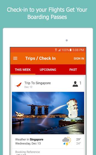 Air India screenshot 8
