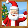 Talking Santa icon