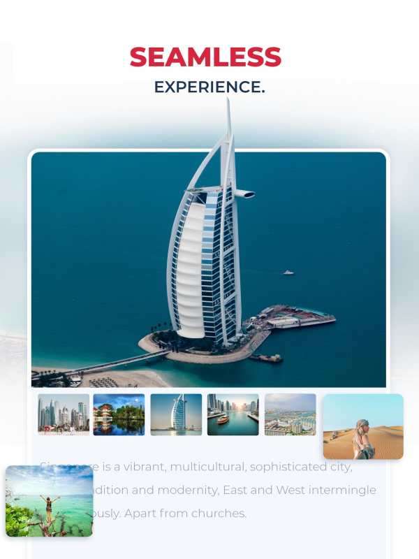 Travelxp Book Flights, Hotels & Holidays screenshot 6
