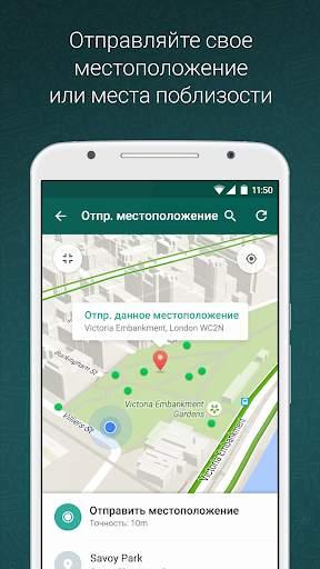 WhatsApp Messenger скриншот 5