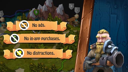Heroes of Flatlandia - Turn based strategy screenshot 5