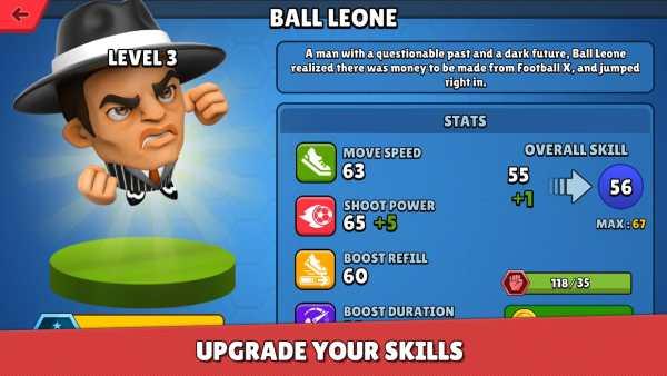 Football X – Online Multiplayer Football Game screenshot 14