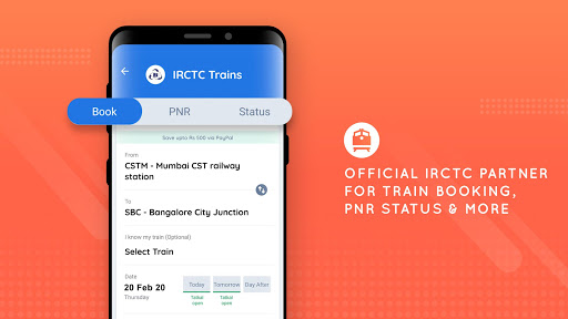 Goibibo Travel App - Hotel, Flights, Train and Bus screenshot 8