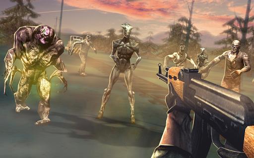 ZOMBIE Beyond Terror: FPS Survival Shooting Games screenshot 22