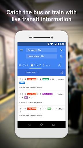 Google Maps Go - Directions, Traffic & Transit screenshot 3