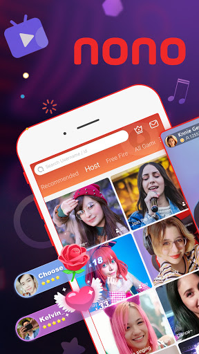 Nonolive - Live Streaming & Video Chat screenshot 1