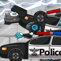 Dino Robot - Tarbo Cops on 9Apps