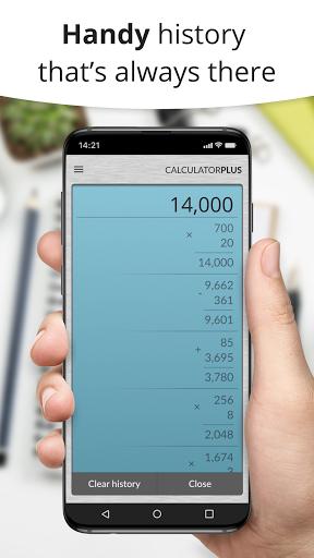 Calculator Plus Free screenshot 3