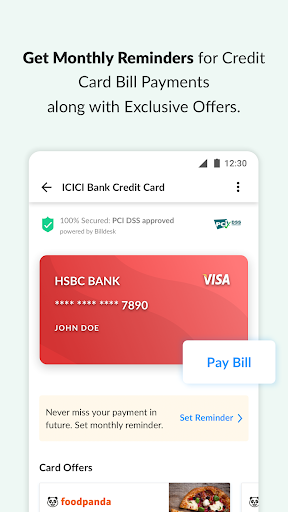 OneAssist- Protect Mobile, Bank Cards & Appliances screenshot 3