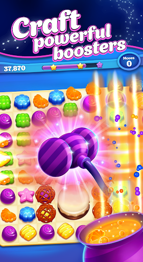 Crafty Candy – Match 3 Adventure screenshot 3
