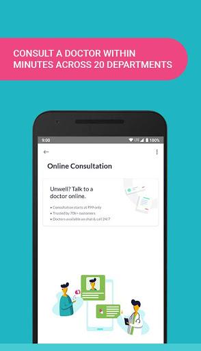 Netmeds - India's Trusted Online Pharmacy App 5 تصوير الشاشة