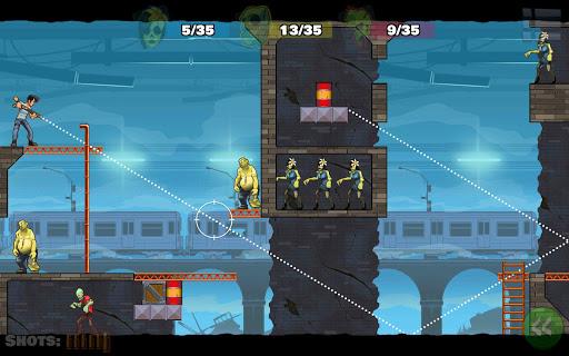 Stupid Zombies 3 6 تصوير الشاشة
