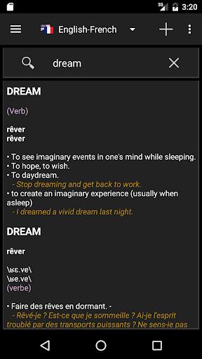 Offline dictionaries screenshot 3
