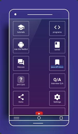 Learn Java: java tutorial screenshot 1