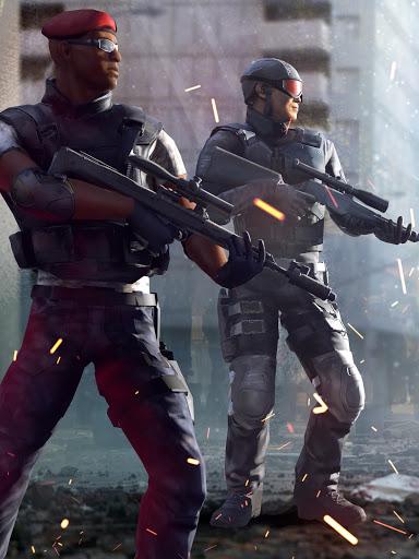 Sniper 3D Assassin®: Free Games 1 تصوير الشاشة