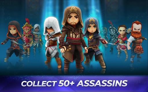 Assassin's Creed Rebellion: Adventure RPG screenshot 16