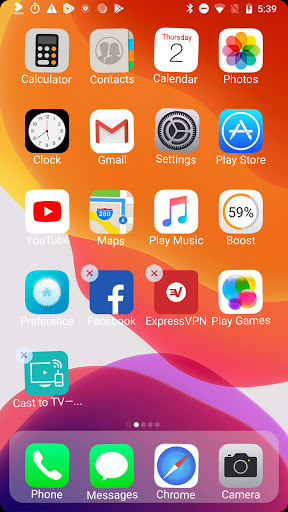 iLauncher X - new iOS theme for iphone launcher screenshot 6