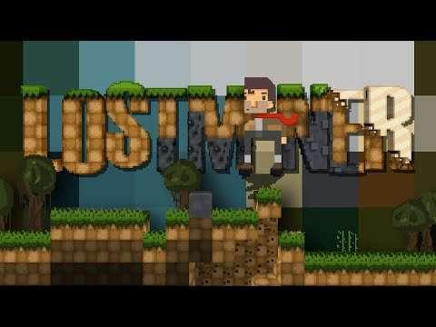 LostMiner: Block Building & Craft Game 1 تصوير الشاشة