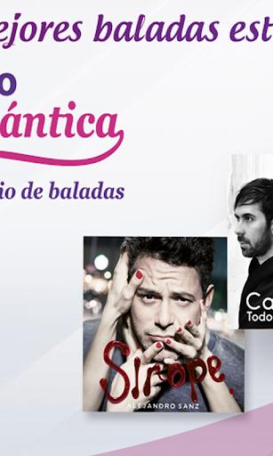 Radio Ritmo romantica | Tu Radio de Baladas screenshot 3
