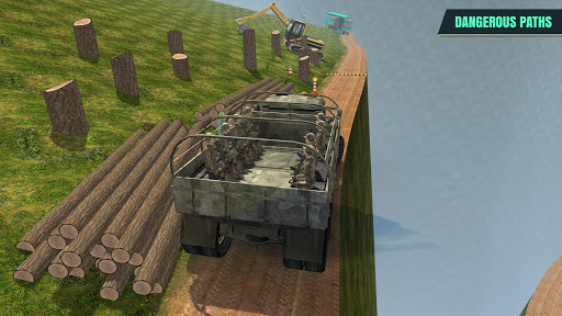 Army Truck Driver : Offroad screenshot 3