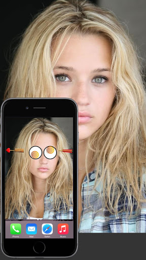 AR (Augmented Reality) Photo Sticker screenshot 5