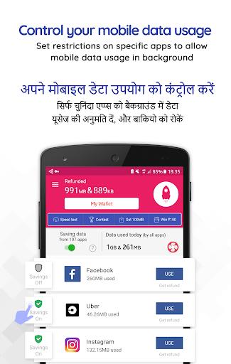Data Recharge & Data Saver 4G screenshot 2