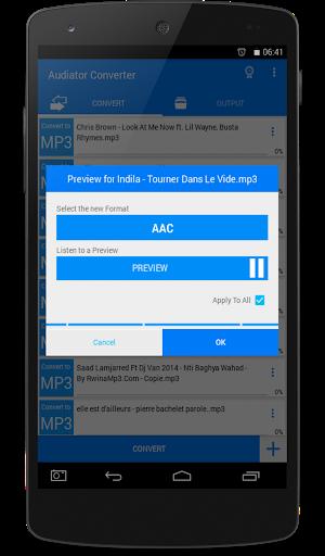 All Video Mp3 Audio Converter screenshot 4
