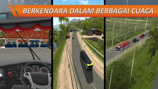 Bus Simulator Indonesia screenshot 8