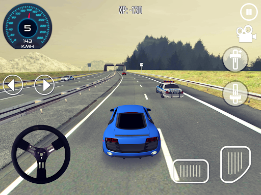 Driving School Simulator 2020 11 تصوير الشاشة