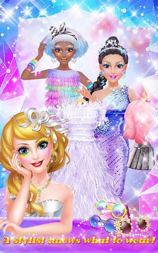 Superstar Makeup Party 4 تصوير الشاشة