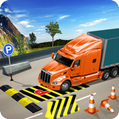 Speed Parking Truck Simulator :Truck Driving 2018 icon