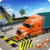 Speed Parking Truck Simulator :Truck Driving 2018 on 9Apps