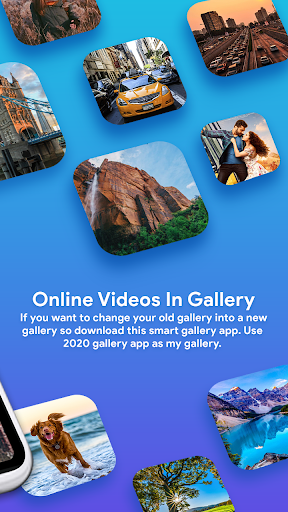 Smart Gallery App : gallery lock or photo locker screenshot 3