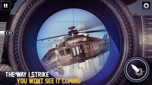 sniper game offline terbaik - game perang offline screenshot 5