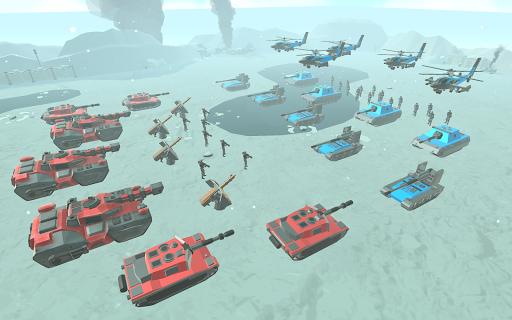 Army Battle Simulator screenshot 4