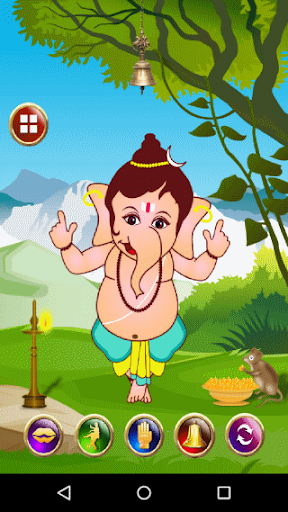 Dancing Ganesha 4 تصوير الشاشة