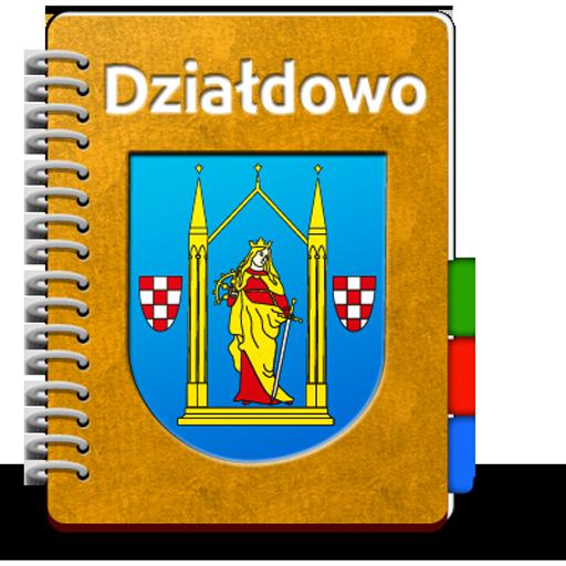 Miasto Działdowo - przewodnik أيقونة