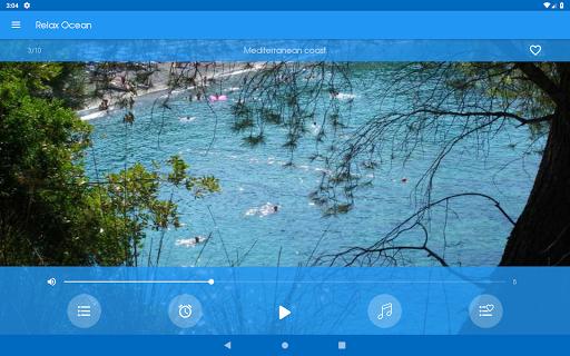 Relax Ocean - Nature sounds: sleep & meditation screenshot 15