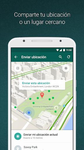 WhatsApp Messenger screenshot 5