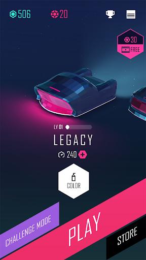 Beat Racer 1 تصوير الشاشة