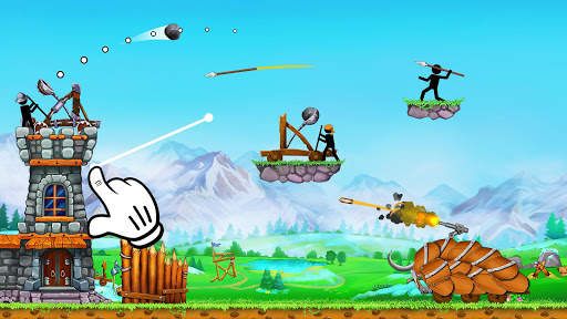 The Catapult 2 — Grow your castle tower defense screenshot 4