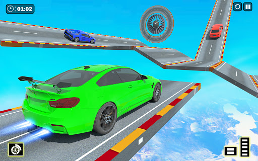 Ramp Car Racing Stunt Games: Free Car Games 2021 screenshot 4