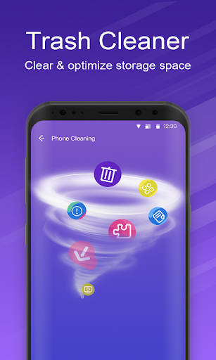 Nox Cleaner - Booster, Optimizer, Cache Cleaner screenshot 1