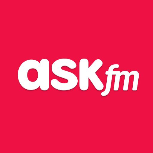 ASKfm- أطرح الاسئلة و دردش مع الاشخاص بشكل مجهول أيقونة